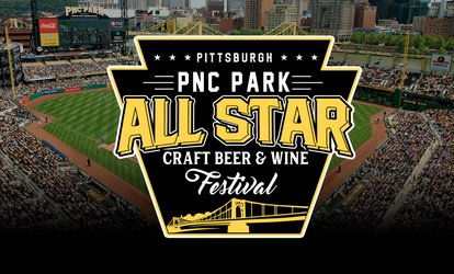 1, 2, or 4 GA Admission Tickets, or a VIP or Ultra VIP Admission Ticket to Pittsburgh All-Star <strong>Festival</strong> on August 11