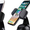 LAX Universal Phone Holder Dashboard Mount for iPhone Android and GPS