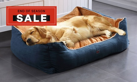 for a Thick Pet Bed Mattress with Removable Cover Don't Pay up to $119.99