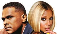 Maxwell and Mary J. Blige, Seated Tickets, 29-30 October, Two Locations