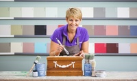 Beginners Furniture Painting or Special Effects Workshop with Lunch for One or Two at ShabbyAnd... (Up to 44% Off)