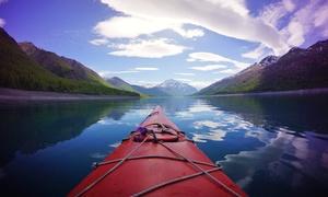 Lifetime Adventures Alaska: Kayak Rentals at Lifetime Adventures Alaska (Through September 5)