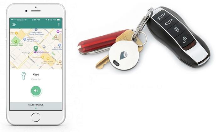 TrackR Bravo Bluetooth, anti perte de biens, disponible dans plusieurs coloris à 21,99 € (27% de réduction)