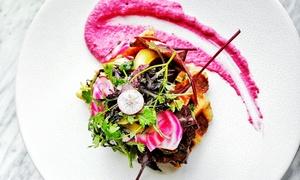 Liam's: Lunch en 3 services ou Menu en 4 services à partir de 29,99€ au Liam's