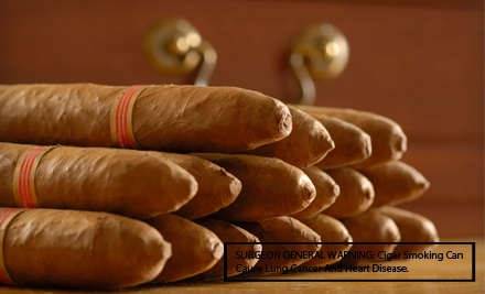 $30 Groupon Toward Cigars and Cigarillos - Cigar Palace in Alexandria