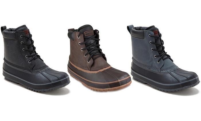 cc8e8f5eb25 London Fog Men's Duck Boots | Groupon Goods