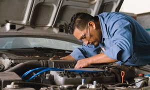 Tulisa Auto Tech: Major Car Service from R649 with Optional Electronics Diagnostics Assessment at Tulisa Auto Tech (Up to 79% Off)