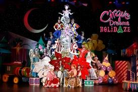 Cirque Dreams Holidaze – Up to 38% Off at Cirque Dreams Holidaze, plus 6.0% Cash Back from Ebates.
