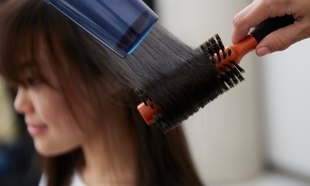$80 Worth of Blow-Drying Services