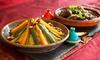 La Kabylie - Lorient: Couscous aux boulettes de bœuf pour 2 personnes à 21,90 € au restaurant La Kabylie