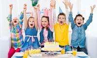Fiesta de cumpleaños infantil con merienda y temática Masterchef desde 69.95 € en Local Fiestas Infantiles