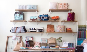Greenheart Shop: Fair Trade Housewares, Accessories, and Gifts at Greenheart Shop (Up to 50% Off). Two Options Available.