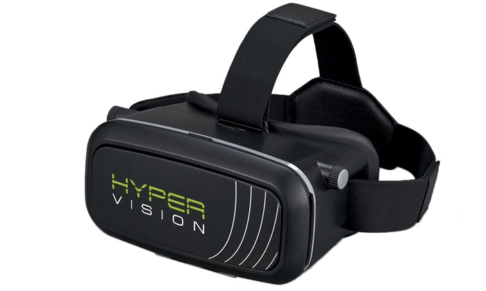 how to use hyper vision vr