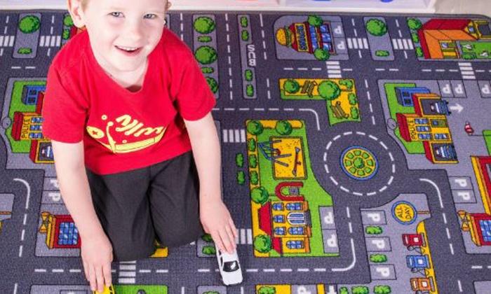 Kids Interactive Rug Groupon