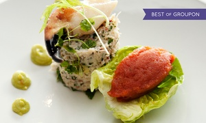 Bang Restaurant: Five-Course Tasting Menu with Baileys After Dinner for Two at Bang Restaurant (50% Off)