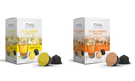 96, 192, 288 o 384 Cápsulas de café o té compatibles Dolce Gusto desde 26,90 € (hasta 18% de descuento)