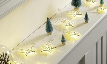GloBrite Star String Lights