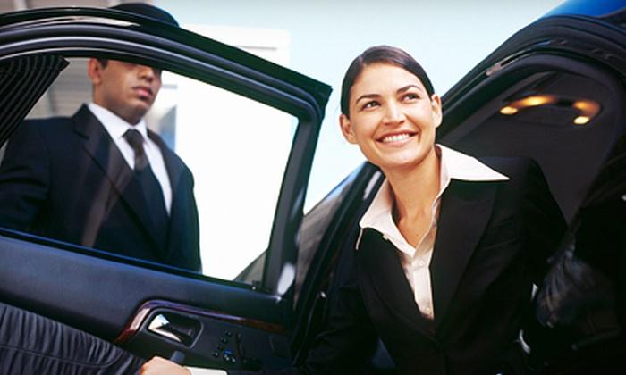 Phoenix Sedan Service - Suntree: One-Way Airport Transportation in a Luxury Sedan or SUV from Phoenix Sedan Service (Up to 53% Off)