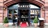Barist Restaurant - Berlin: 3-Gänge-Menü mit Maishähnchenbrust für 2 oder 4 Personen im Barist Restaurant am Hackeschen Markt (34% sparen*)