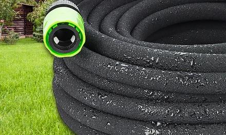 1x, 2x oder 4x 15 Meter Bewässerungsschlauch für den Garten (bis zu 70% sparen*)