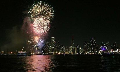 image for BYOB <strong>Sailing</strong> Cruise with Optional Fireworks for Two or Six at Offshore Adventures (Up to 70% Off)