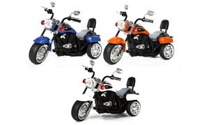 Moto électrique enfant 3 roues