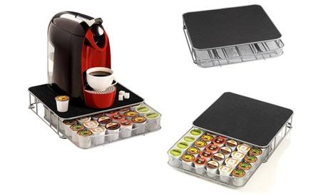 1, 2 o 3 cajones dispensadores para cápsulas de café