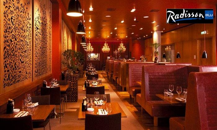 The Restaurant At Radisson Blu Liverpool
