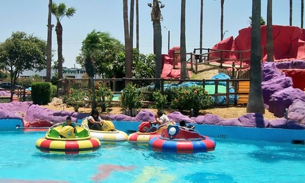 Three-Hour Activities Wristband at The Zone Action Park for Two, Four, or Six People (Up to 54% Off)