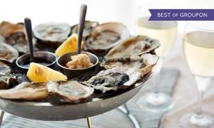 Ristorante Da Renzina: Menu gourmet di pesce con tonno, ostrichee bottiglia di vino al ristorante Da Renzina, sul mare (sconto fino a 62%)