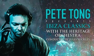 Pete Tong: Pete Tong at Qudos Bank Arena: Tickets from $122.45, 1 November
