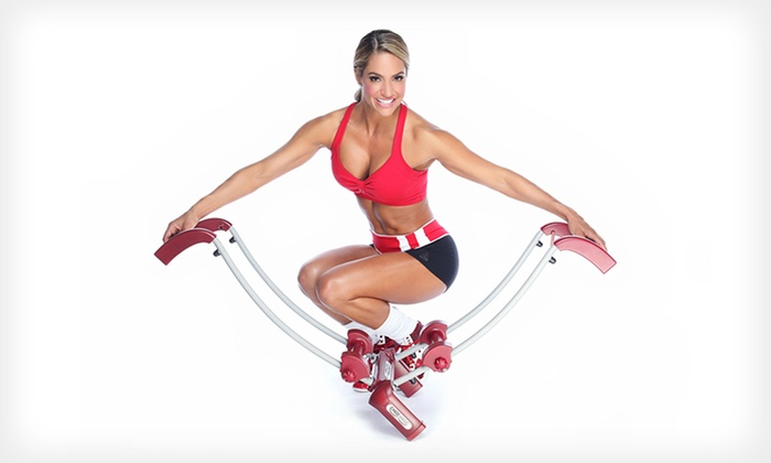 Chest Magic Fitness Machine: $75 for a Chest Magic Fitness Machine ($129.99 List Price). Free Shipping and Free Returns.