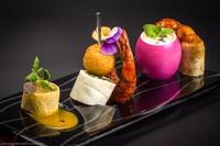 Menu étoilé en 4 ou 6 services par le chef Mickaël Pihours pour 2 ou 4 convives dès 103 € au restaurant Le Gambetta