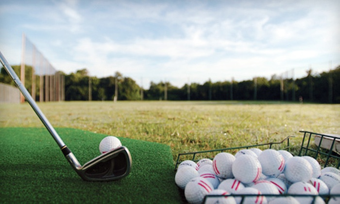 Big Bend Golf Center - Valley Park: $25 for 10 Small Buckets of Driving-Range Balls at Big Bend Golf Center ($50 Value)