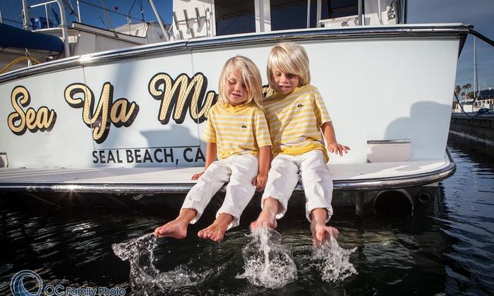 OC Family Photography - Orange County: 30-Minute Family Photo Shoot from OC Family Photography (71% Off)