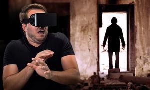 Game Over: Session de réalité virtuelle de 20 ou d'1h pour 2 ou 4 personnes dès 12,90 € chez Game Over