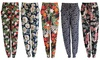 Floral-Printed Harem Trousers