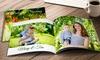Printerpix: Livre photo 20x20cm ou A4 de 20, 40, 60 ou 100 pages sur Printerpix dès 1 € (jusqu'à 93% de réduction)
