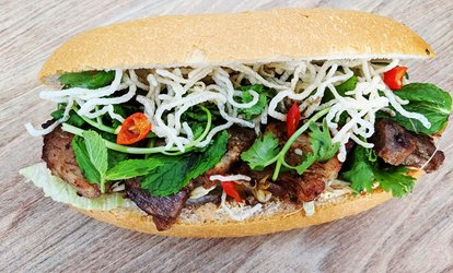 Two-Course Vietnamese Meal for One ($10) or Two People ($19) at Hello Hanoi (Up to $40 Value)