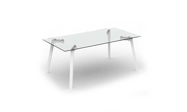 Table basse design groupon shopping for Groupon table basse