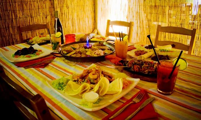 La Cueva - La Cueva Bassano: Menu messicano con antipasto, fajitas illimitate, dolce e vino da 28,90 €