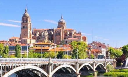 Salamanca: hasta 3 noches para 2 o 2 y 1 niño, con cava y opción a desayuno en Hotel IBB Recoletos Coco Salamanca 4*