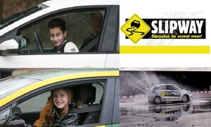 Slip Way : Cours de dérapage pour ados à partir de 11 ans pour 1 ou 2 personnes à partir de 99€ en BE et NL chez Slip Way