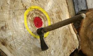 Up to 28% Off Axe Throwing Session at Cleveland Axe Throwing at Cleveland Axe Throwing, plus 6.0% Cash Back from Ebates.