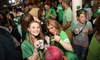 Running of the Micks - Northern Liberties: VIP Tickets at Running of the Micks or Irish Fest (Up to 43% Off). Four Options Available.