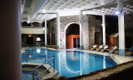 Pamper Package with Treatment for One or Two at Shrigley Hall Hotel (Up to 30% Off)