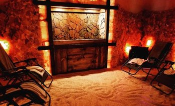 35% Off Session at Serenity Salt Cave & Healing Center