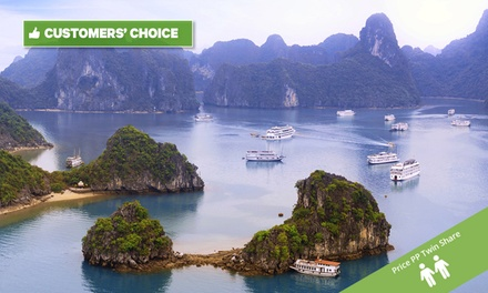 North Vietnam: From $429Per Person for a Seven-Day Tour with Guided Tours, Transfers and Meals