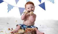 Cake Smash Baby Photoshoot at Paul Barsby Photography (95% Off)