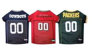 Officially Licensed NFL NFC Pet Jerseys